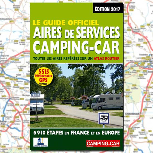 guide aires de services camping car nord sud caravaning. Black Bedroom Furniture Sets. Home Design Ideas